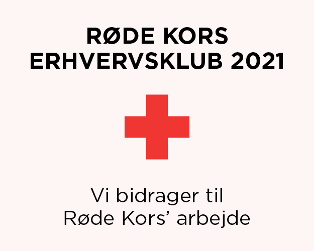 Alfix er GULD erhvervspartner med Dansk Røde Kors. Alfix bidrager til organisationens nationale og internationale arbejde