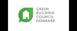 Medlem af Green Building Council Denmark, som er en non-profit organisation, der arbejder mod at udbrede bæredygtighed i byggebranchen.